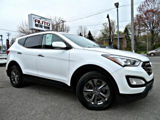 Used 2013 Hyundai Santa Fe Sport SPORT PREMIUM -- AWD - MAGS - BLUETOOTH for sale in Repentigny, QC