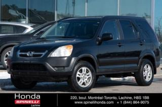 Used 2004 Honda CR-V Ex Deal Pending Awd for sale in Lachine, QC