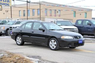 Used 2003 Nissan Sentra GXE for sale in Brampton, ON