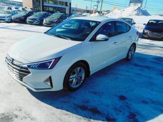 Used 2019 Hyundai Elantra Preferred BA for sale in St-Georges, QC