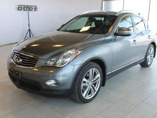 Used 2015 Infiniti QX50 CPO rates as low as 0.9%, 6YR/160,000 WARRANTY for sale in Edmonton, AB