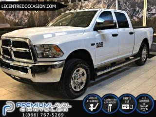 Used 2015 RAM 2500 2500 SXT *CREW CAB/4X4/6.4L* for sale in Laval, QC