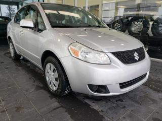Used 2011 Suzuki SX4 POWER ACCESSORIES, ACCIDENT FREE for sale in Edmonton, AB