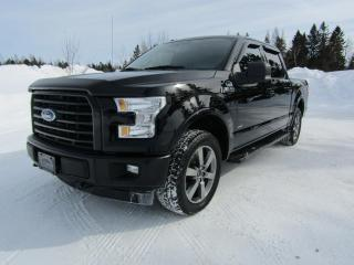 Used 2017 Ford F-150 Cab SuperCrew 4RM 145 po XLT for sale in Thetford Mines, QC