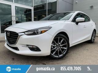 New 2018 Mazda MAZDA3 GT PREMIUM for sale in Edmonton, AB