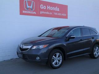 Used 2015 Acura RDX Tech Pkg for sale in Edmonton, AB