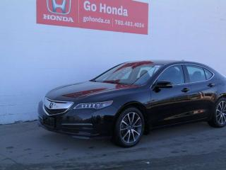 Used 2015 Acura TLX V6 AWD for sale in Edmonton, AB