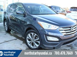 Used 2013 Hyundai Santa Fe SE/TURBO/PANOROOF/LEATHER/BACKUPCAM for sale in Edmonton, AB