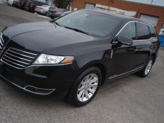 Used 2017 Lincoln MKT LIVERY PKG,3.7,BLK/BLK for sale in Mississauga, ON