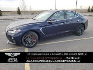 New 2019 Genesis G70 3.3T Dynamic for sale in Edmonton, AB