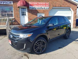Used 2014 Ford Edge SEL AWD Pano Roof Nav Bluetooth Back up Cam Leathe for sale in Bowmanville, ON