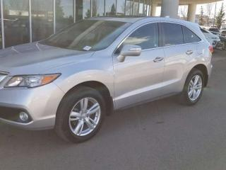 Used 2015 Acura RDX TECHPKG; NAV, BLUETOOTH, BACKUP CAM, SUNROOF AND MORE for sale in Edmonton, AB