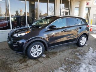 Used 2019 Kia Sportage LX; AWD, HEATED SEATS, BACKUP CAMERA, BLUETOOTH, A/C for sale in Edmonton, AB