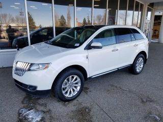 Used 2013 Lincoln MKX MKX; LOADED, BLUETOOTH, BACKUP CAM, HEATED/COOLING SEATS, SUNROOF AND MORE for sale in Edmonton, AB