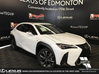 New 2019 Lexus UX 250h F Sport Series 2 for sale in Edmonton, AB