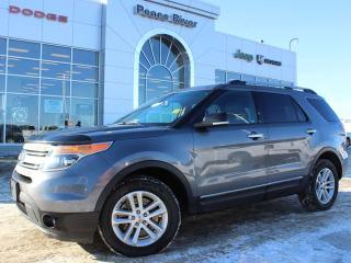 Used 2014 Ford Explorer XLT for sale in Peace River, AB