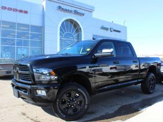 New 2018 RAM 3500 SLT for sale in Peace River, AB