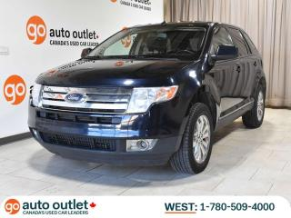 Used 2010 Ford Edge SEL AWD; Heated seats, Dual climate control for sale in Edmonton, AB