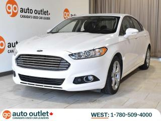 Used 2016 Ford Fusion SE AWD, Heated seats, Backup camera for sale in Edmonton, AB