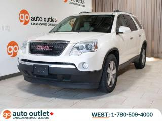 Used 2011 GMC Acadia SLT AWD; 8 Passenger, Power Liftgate, DVD, Heated Seats for sale in Edmonton, AB