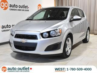 Used 2014 Chevrolet Sonic LT, Auto, Backup Camera, Remote Start for sale in Edmonton, AB