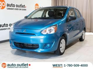 Used 2015 Mitsubishi Mirage ES, Auto, A/C for sale in Edmonton, AB