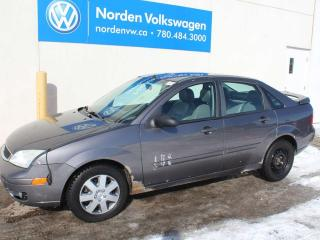 Used 2006 Ford Focus SES AUTO - LEATHER / SUNROOF for sale in Edmonton, AB