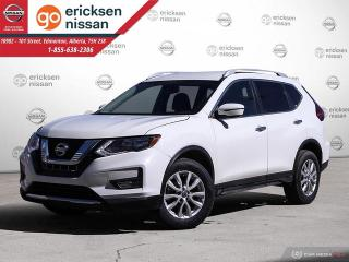 Used 2017 Nissan Rogue SV: AWD, POWER WINDOWS, BACKUP CAMERA, BLUETOOTH, SMOKE FREE, AUTOMATIC for sale in Edmonton, AB