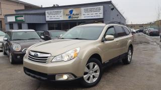 Used 2010 Subaru Outback Premium for sale in Etobicoke, ON