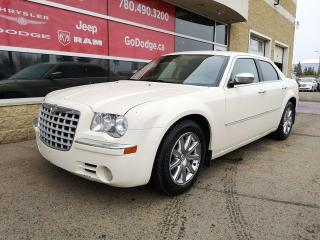 Used 2010 Chrysler 300 LIMITED NAV LEATHER SUNROOF U CONNECT for sale in Edmonton, AB