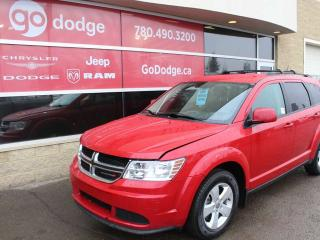 Used 2015 Dodge Journey SE 3RD ROW SEATING 8.4 U CONNECT BLUETOOTH for sale in Edmonton, AB