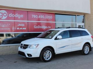 Used 2013 Dodge Journey SXT DVD 8.4 U CONNECT BLUETOOTH for sale in Edmonton, AB