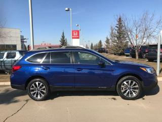 Used 2015 Subaru Outback Limited AWD Navigation Back Up Camera for sale in Red Deer, AB