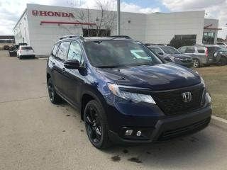 New 2019 Honda Passport Touring Remote Start Navigation for sale in Red Deer, AB