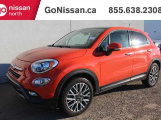 Used 2016 Fiat 500 X TREKKING WITH ALL WHEEL DRIVE CONTROL for sale in Edmonton, AB