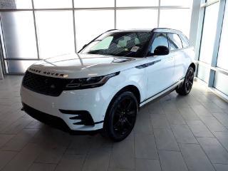 New 2019 Land Rover RANGE ROVER VELAR ACTIVE COURTESY VEHICLE for sale in Edmonton, AB