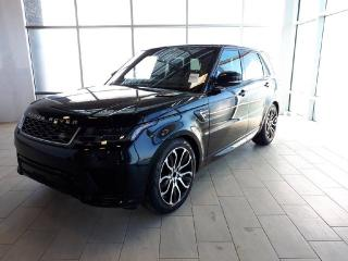 New 2019 Land Rover Range Rover SPORT HSE for sale in Edmonton, AB