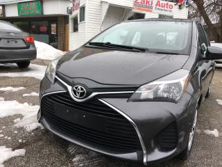 Used 2015 Toyota Yaris LE One Owner/Clean Carproof No Accidents for sale in Toronto, ON