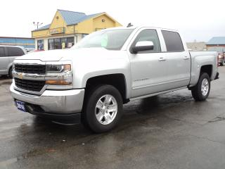 Used 2016 Chevrolet Silverado 1500 LT CrewCab 4X4 5.3L 5.5ft Box for sale in Brantford, ON