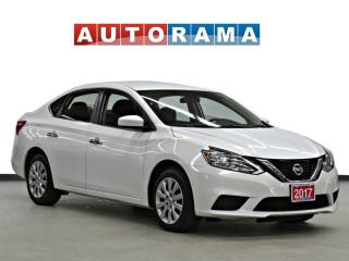 Used 2017 Nissan Sentra SV BACK UP CAMERA for sale in Toronto, ON
