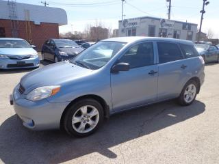 Used 2007 Toyota Matrix Certified for sale in Kitchener, ON