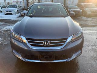 Used 2015 Honda Accord EX-L(Rear Cam) for sale in Brampton, ON