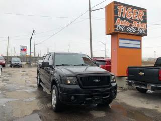 Used 2006 Ford F-150 FX4**LEATHER**SUNROOF**4X4**CERTIFIED for sale in London, ON