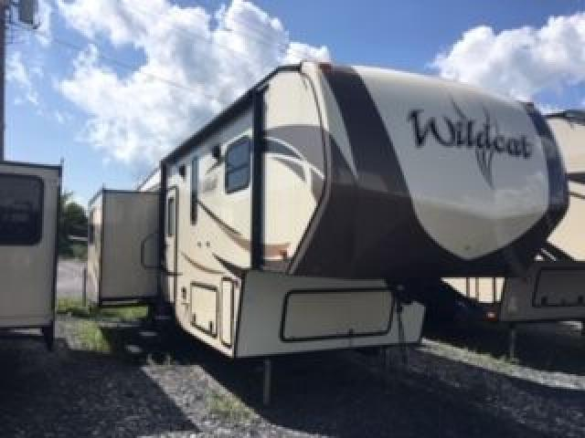 2018 Forest River Wildcat F28SGX