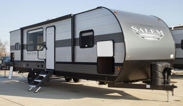 2019 Forest River Salem 27RKS