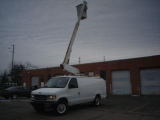 Used 2002 Ford Econoline BUCKET BOOM VAN CARGO for sale in Mississauga, ON