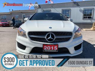Used 2015 Mercedes-Benz CLA-Class for sale in London, ON