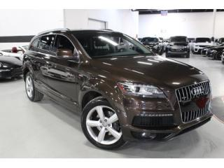 Used 2011 Audi Q7 3.0 SPORT   S-LINE   21 INCH WHEES for sale in Vaughan, ON