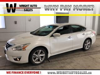Used 2013 Nissan Altima SV|LOW MILEAGE|SUNROOF|BACKUP CAMERA|41,573 KMS for sale in Cambridge, ON