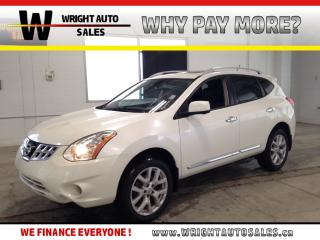 Used 2013 Nissan Rogue S|AWD|LEATHER|SUNROOF|90,943 KMS for sale in Cambridge, ON